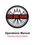 Yote Bike Share Operations Manual by Department of Sustainability, University of South Dakota