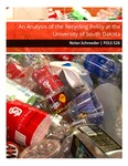 An Analysis of the Recycling Policy at the University of South Dakota